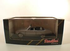 Detail Cars art.185 Ford Taunus Badew. 1960 Cabrio  1/43 boxed /boîte MIB