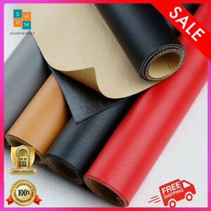 Synthetic Leather Repair Self-Adhesive Patch Seat Covers Handbag Sofa Waterproof