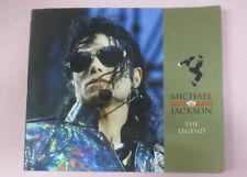 BOOK LIBRO MICHAEL JACKSON The legend LA GRANDE MUSICA DI SORRISI no cd lp mc