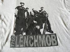 vintage 90s DA Lench mob Ice Cube Gangsta Rap Hiphop Tour concert Nwa T shirt