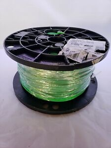 SOUTHWIRE 20492512 Building Wire,8AWG,THHN,Str,Grn,500ft