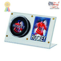 Ultra Pro NHL Acrylic Puck and Card Holder