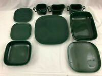 Franciscan China Tiempo Dark Olive Green Replacement Pieces