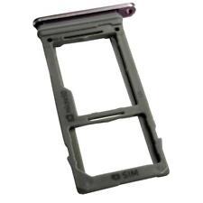 Original Dual Sim Card + SD Card Holder Slot Tray for Samsung Galaxy S9
