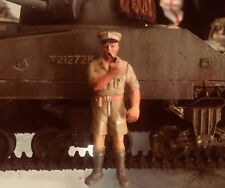 British Officer North Africa WWII 1/35 Figure Pro Painted