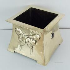 Arts and Crafts/Art Nouveau Margaret Gilmour Brass Jardiniere/Planter Glasgow