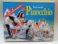 Tony Wolf Pinocchio Dami editore 1994
