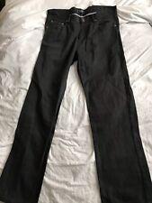 "Gents Maine New England 36""w Black Jeans"