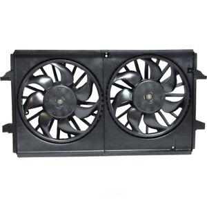 Radiator And Condenser Fan Assy  UAC  FA50291C