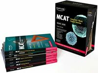 Kaplan Mcat Review Complete Subject Review by K Kaplan