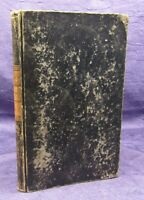 Bechstein Thüringen in der Gegenwart 1843 Erste und einzige Ausgabe Ortskunde js