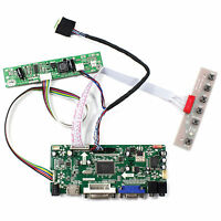 "HDMI DVI VGA  LCD Driver Board For 9.7"" 1024x768 LP097X02 IPS Lcd Panel"