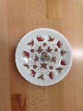 """Old Chelsea W.H. Grindley  ironware Staffordshire 5-3/4"""" Tea Cup Saucer"""
