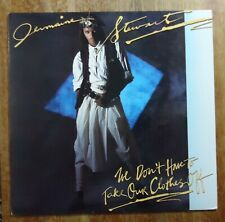 Jermaine Stewart We Don't Have To Take Of Our Clothes Lp (1985) Ad1-9243