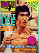 Kung-Fu Monthly Poster Magazine (The Amazing World of Bruce Lee)  Monthly No. 32