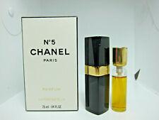 Chanel No 5 7.5 ml 0.25 oz parfum perfume 19Dec53-T