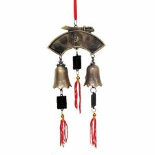 Chinese Double Bell - 4cm Bell - Boxed - Feng Shui