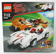 LEGO®Speed Racer 8158 Speed Racer & Snake Oiler™ NEW MISB RHTF ULTRA RARE