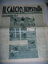 CALCIO 1947 JUVENTUS - BOLOGNA INTER - ALESSANDRIA SAMPDORIA LANEROSSI VICENZA