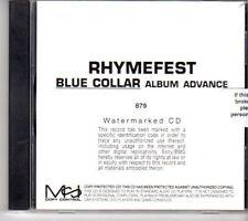 (DN554) Rhymefest, Blue Collar - 2006 unopened DJ CD