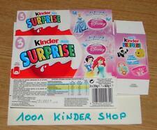 KINDER 3PACK TRIPACK FT DISNEY PRINCESS PRINCESSES - 2013 BE BENELUX