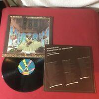 Magnum – Kingdom Of Madness  1978:Jet JZ 35811 *Vinyl EX+ copy
