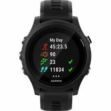Garmin Forerunner 935 HR Heart Rate Monitor HRM Sports Watch GPS Black