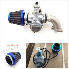 26mm Carburetor Intake Pipe Air Filter For Motorcycle Dirt Bike 110 125 140 cc