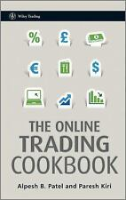 Wiley Trading: The Online Trading Cookbook 479 by Alpesh Patel (2012, Hardcover)