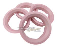 CERCHI IN LEGA 4x anelli di centraggio centratura da 72,6mm a 57,1mm qualità di marca #4