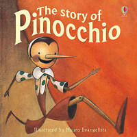 Pic The Story Of Pinocchio Paperback