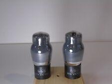 2 RCA 6F6G TUBES