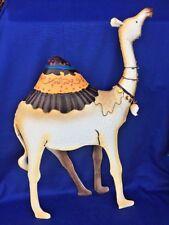 CAMEL Metal Statue India Africa Desert Vintage Art Decorative Sculpture 2 FEET❤️