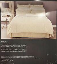Christy 'Alderley' DOUBLE Duvet Set Gold 180 Thread count
