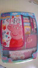 KIT ACCESSORI 16 IN 1 PER 3DS,3DSXL- borsa,astuccio ecc peppa pig mv01624