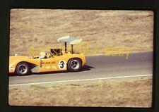 Chris Amon #3 McLaren M8B - 1969 Can-Am Laguna Seca - Original 35mm Race Slide