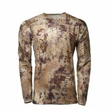 Kryptek Valhalla LS Crew Shirt Highlander 18VALLSCH5 Size Large NEW
