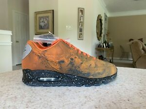 Size 12 Nike Air Max 90 Mars Landing Sneakers Shoes CD0920-600