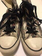Converse Chuck Taylor All Star Hi Top Shoes USA American Flag M 4 W 6 147063F