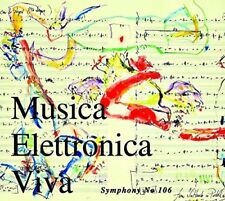 Alvin Curran - Musica Elettronica Viva [New CD]