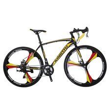 "Cyrusher XC550 Racing Road Bike 700Cx28C Steel Frame 21 Speed 27.5"" Magnesium"