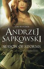 Season of Storms: A Novel of the Witcher: A Nov. Sapkowski.#