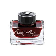 PELIKAN EDELSTEIN RUBY RED PREMIUM BOTTLED INK NEW IN BOX 339358