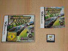 Need for Speed Nitro Nintendo Ds, Nds, Dsi, Ds lite und 3Ds