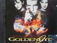 JAMES BOND 007 ( CD ) GOLDENEYE