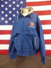 Frito Lay Frankfort Site Hartwell Viasport Jacket Blue Men's Size XL