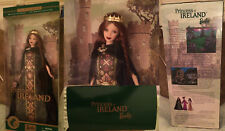 Barbie Princess of Ireland - Dolls of the World Collection