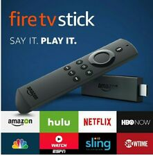 Fire TV Stick with Alexa Voice Remote | Streaming Media Player 2nd Gen