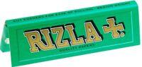 20 Rizla Green Regular Standard Cigarette Rolling Papers