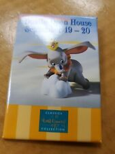 "Dumbo Open House Sept 19-20 Classics Walt Disney Collection Pin Button 2""x3"""